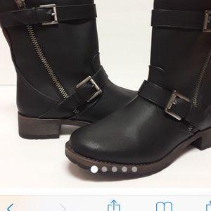 G. H. Bass boots.